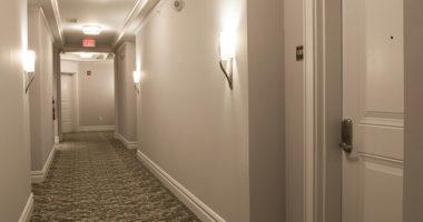 Bldg 1 Hallway