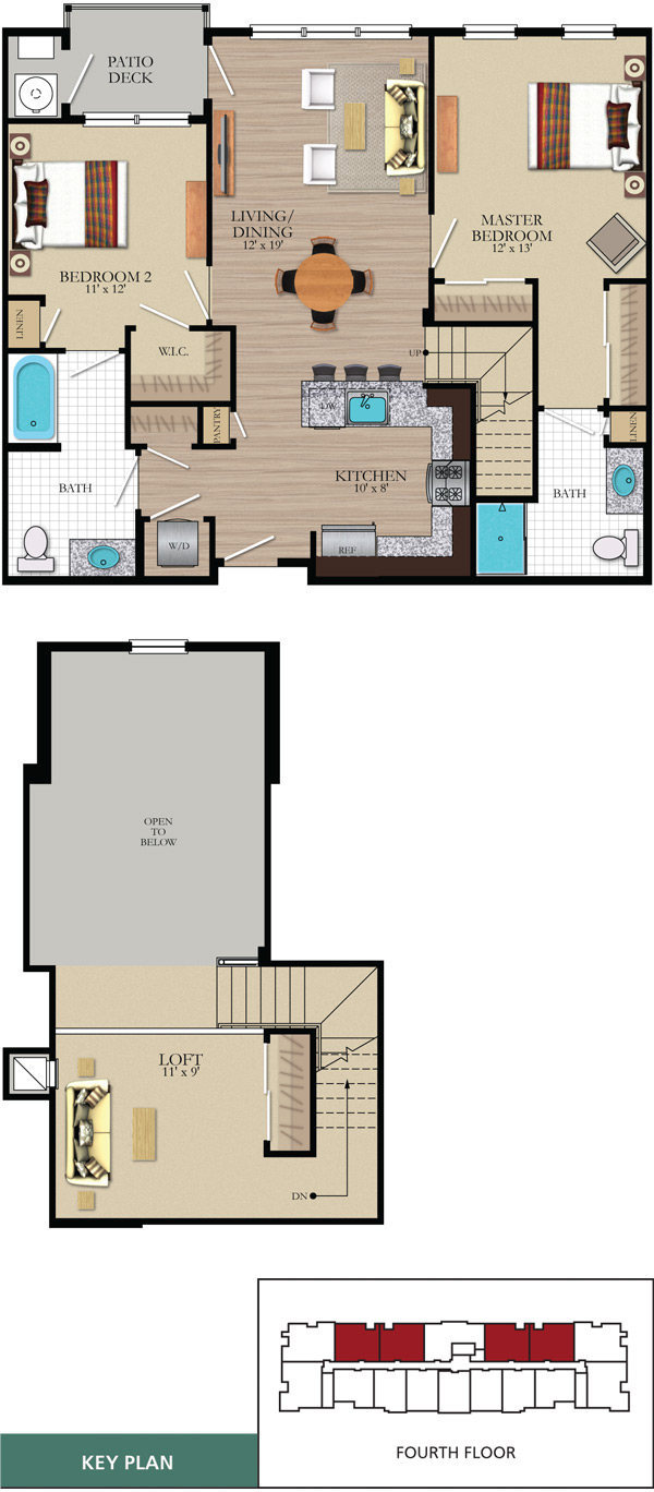 Laurel loft The laurels floor plan